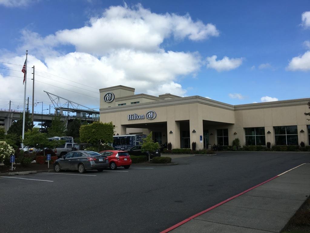 Review Hilton Seattle Airport Frankfurtflyer De