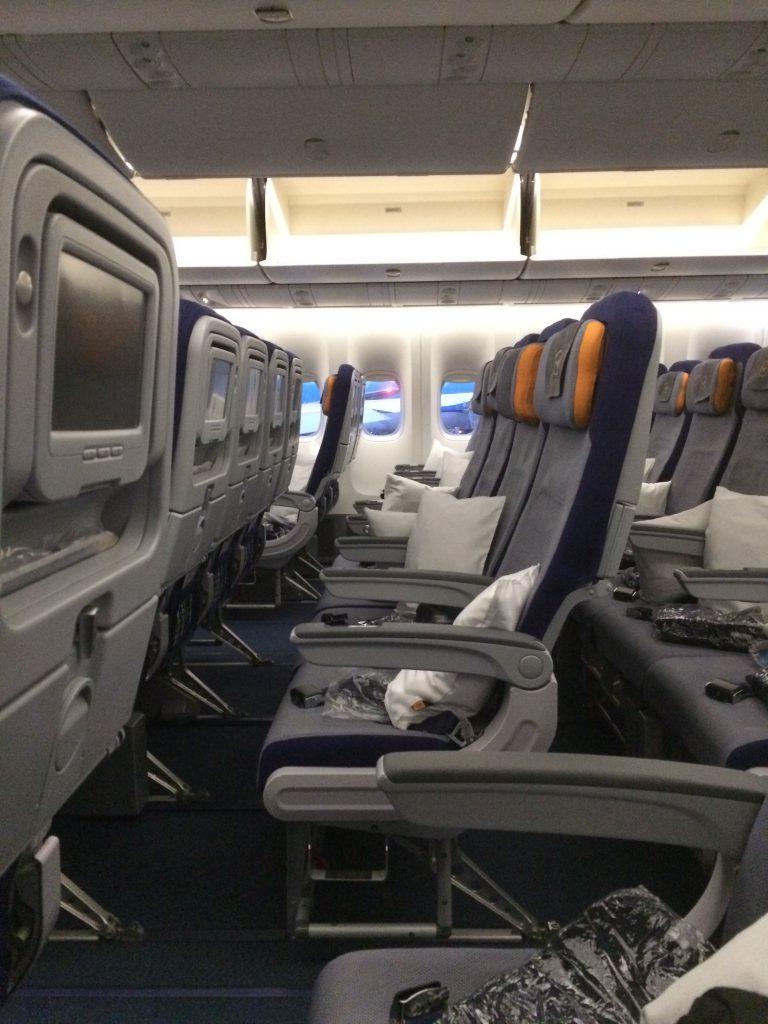 Lufthansa Economy Classs