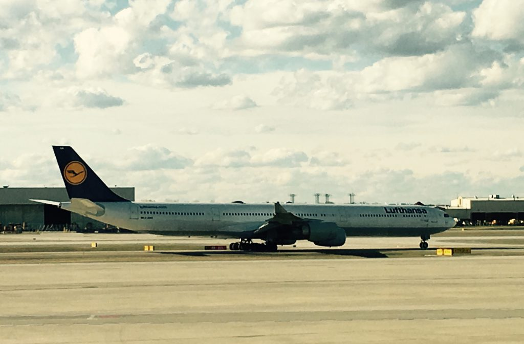 Lufthansa First Class Nach Mallorca Fliegen Ab 317 Euro Oder