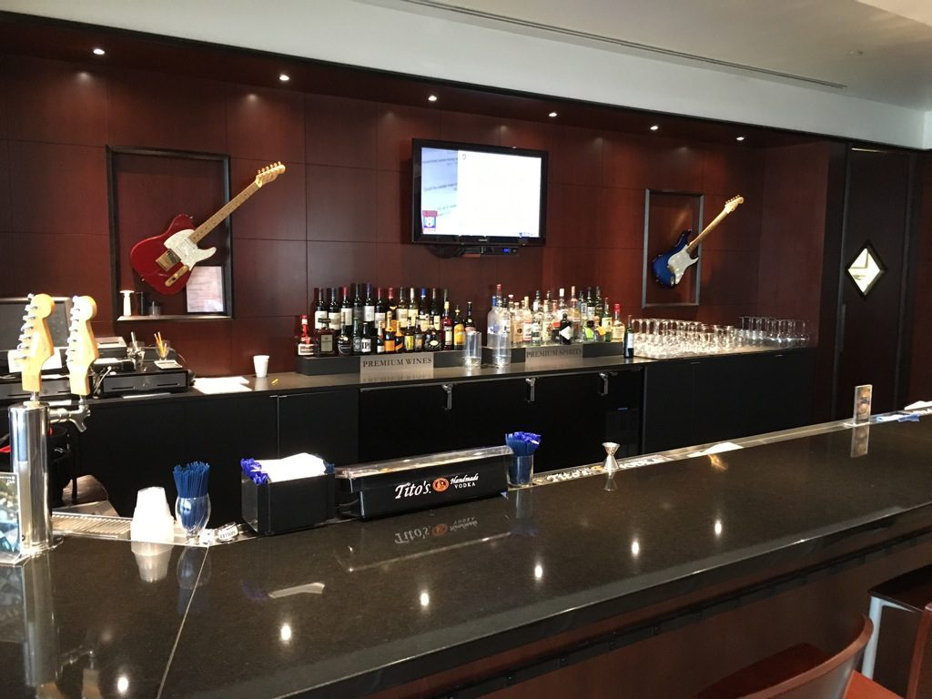 Review: United Club Cleveland - Frankfurtflyer.de