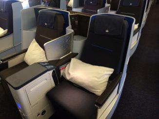 KLM Business Class Boeing 777-300ER
