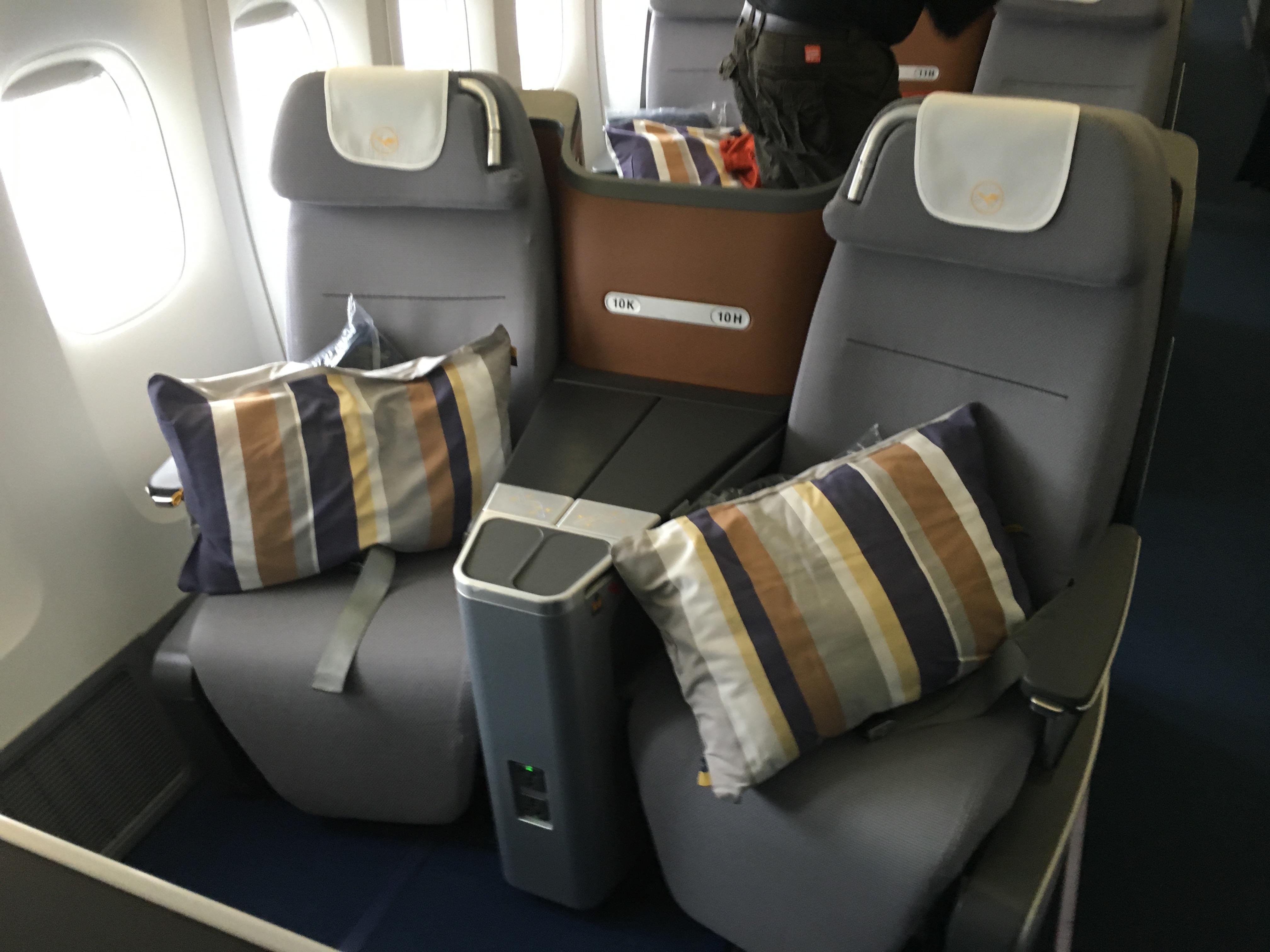 g nstiger lufthansa business class als economy class fliegen. Black Bedroom Furniture Sets. Home Design Ideas