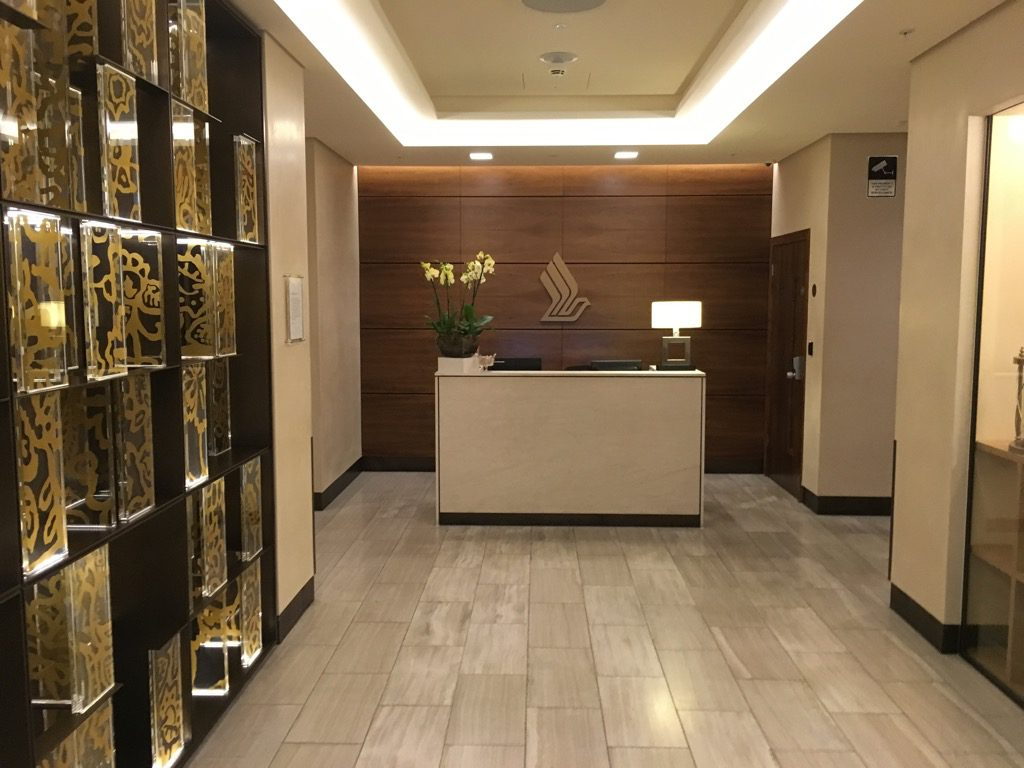 Review: Singapore Airlines Lounge London Heathrow - Frankfurtflyer.de
