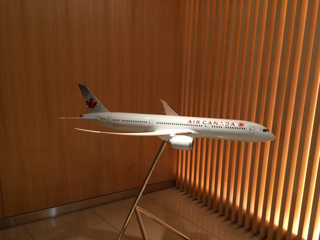 Air Canada Lounge