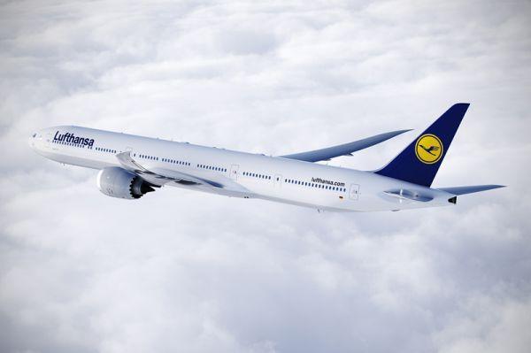 Lufthansa Boeing 777