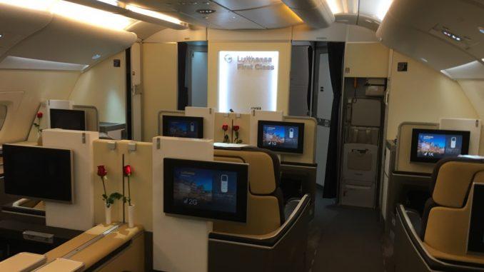 Lufthansa Upgrade übersicht Frankfurtflyerde