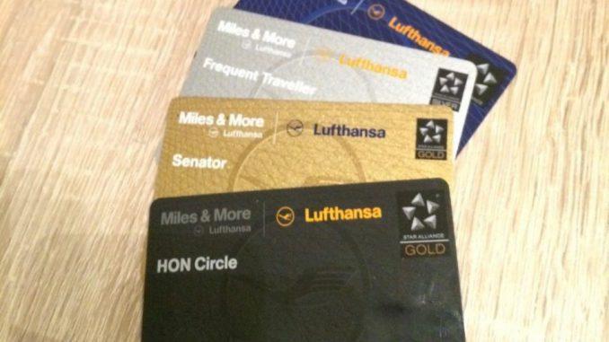 lufthansa karte Guide: Die Miles&More Status Level   Frankfurtflyer.de