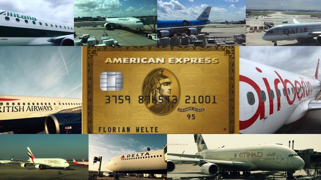 20000 Membership Rewards Punkte Mit Der American Express Gold Karte