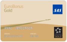 SAS Gold Card