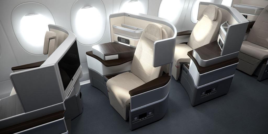 sieht so der neue lufthansa business class sitz aus. Black Bedroom Furniture Sets. Home Design Ideas