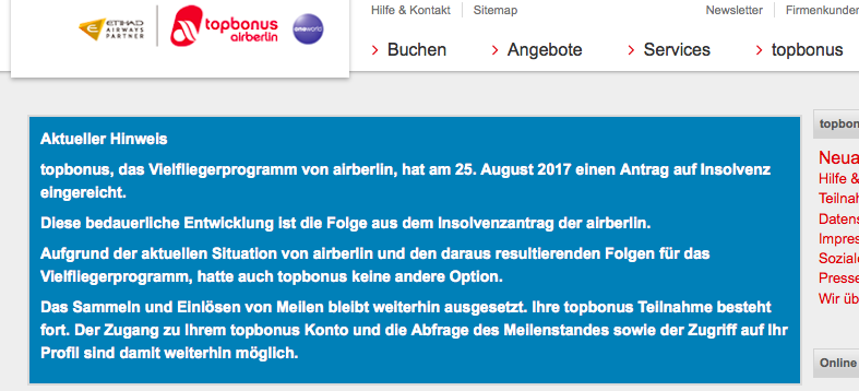 entwicklung air berlin