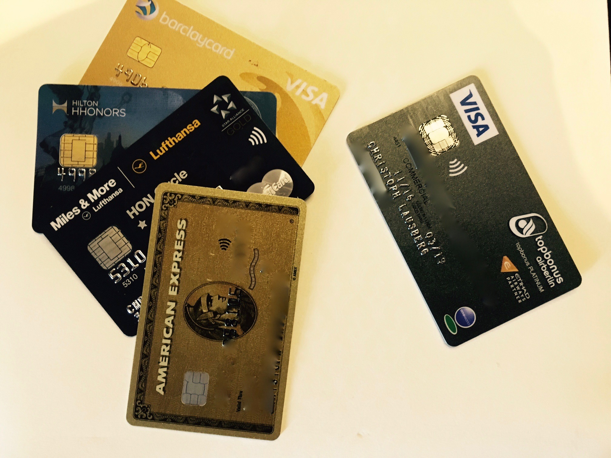 Alternativen zur airberlin Visa Card - Frankfurtflyer.de