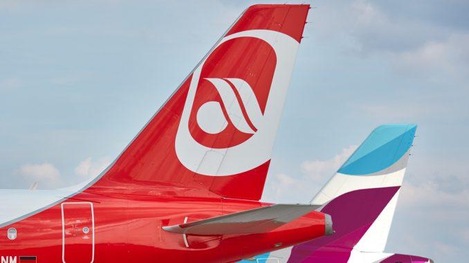 airberlin und Eurowings