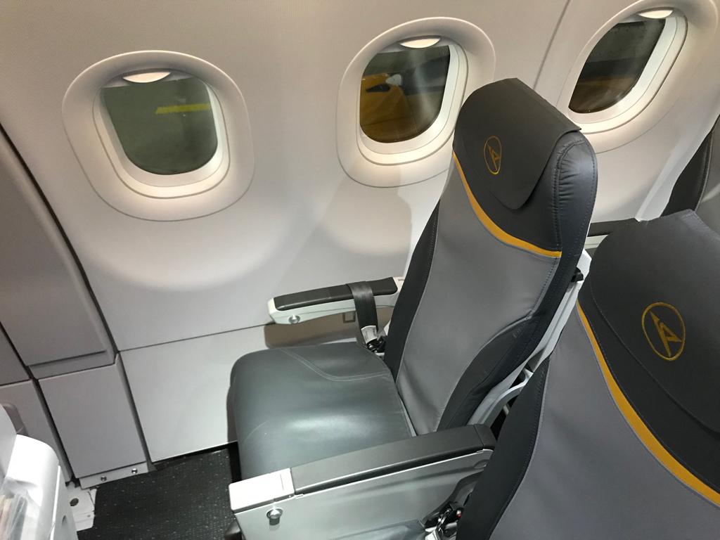 Xl seats 767 condor Delta Air