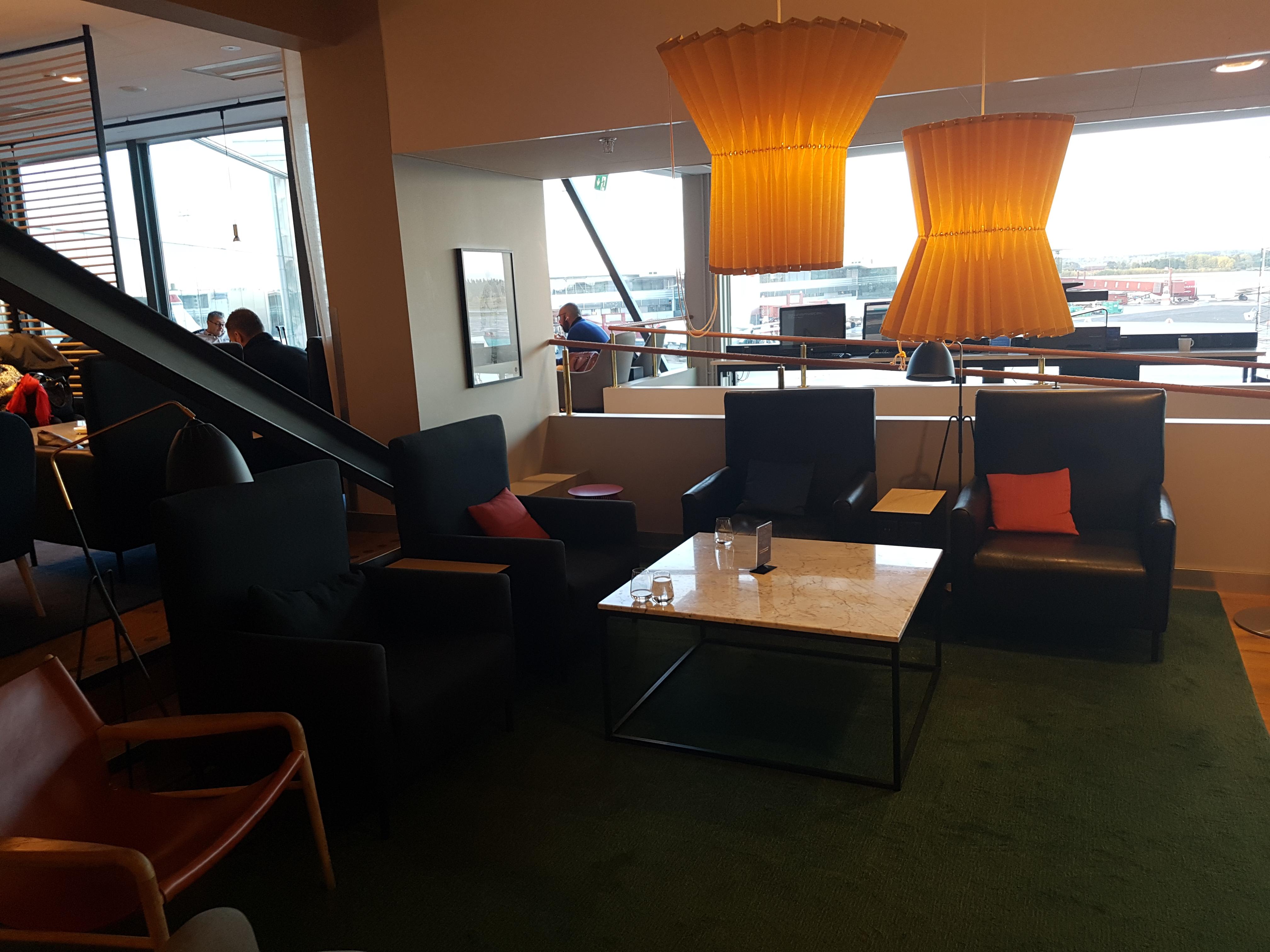 SAS Gold Lounge Stockholm - Frankfurtflyer.de