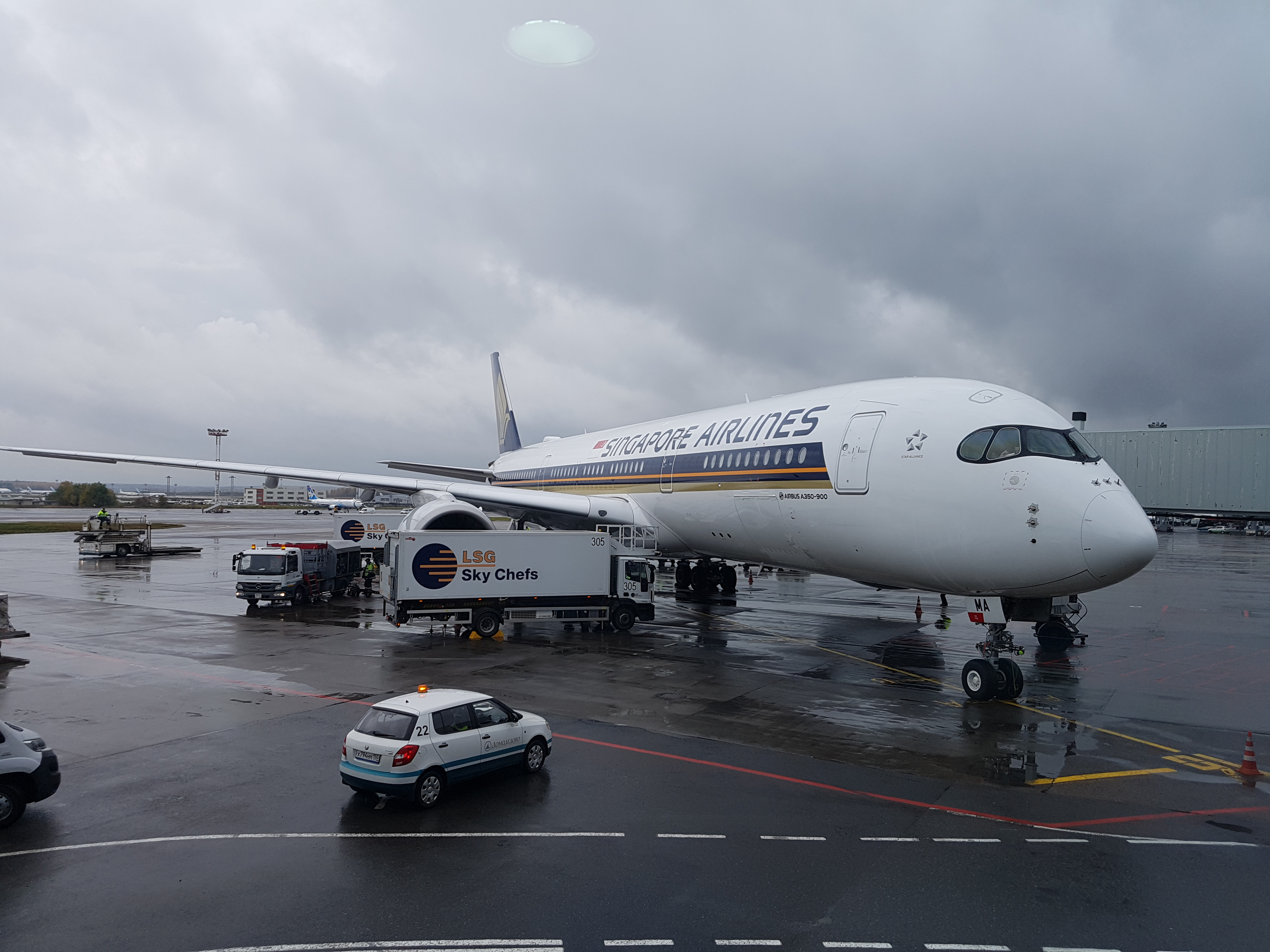 Singapore Airlines nimmt dieses Jahr den längsten Flug der Welt ...