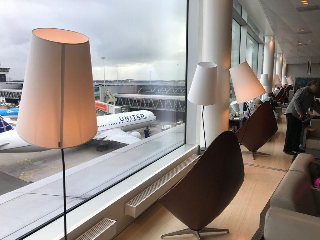 Review: Aspire Lounge 41 Amsterdam - Frankfurtflyer.de