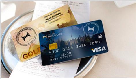Hilton Kreditkarte Nur noch Heute mit 10.10 Punkten