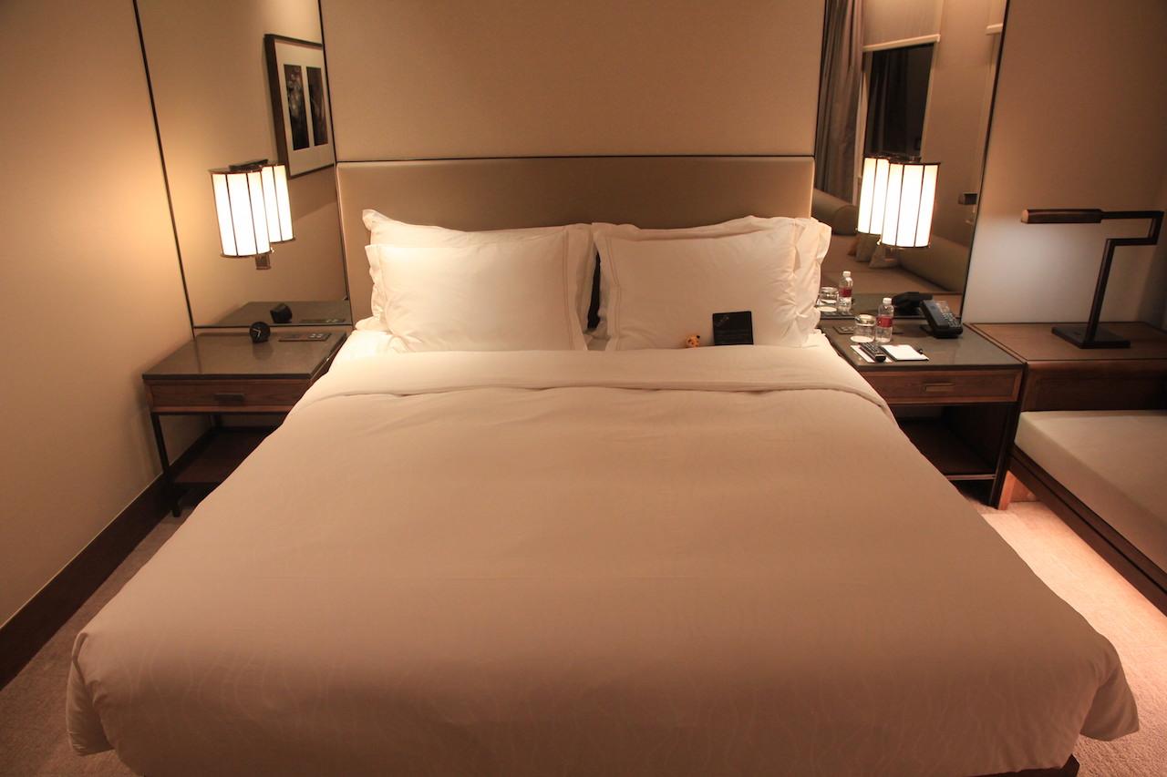 Hotel Review: Conrad Centennial Singapur - Frankfurtflyer.de