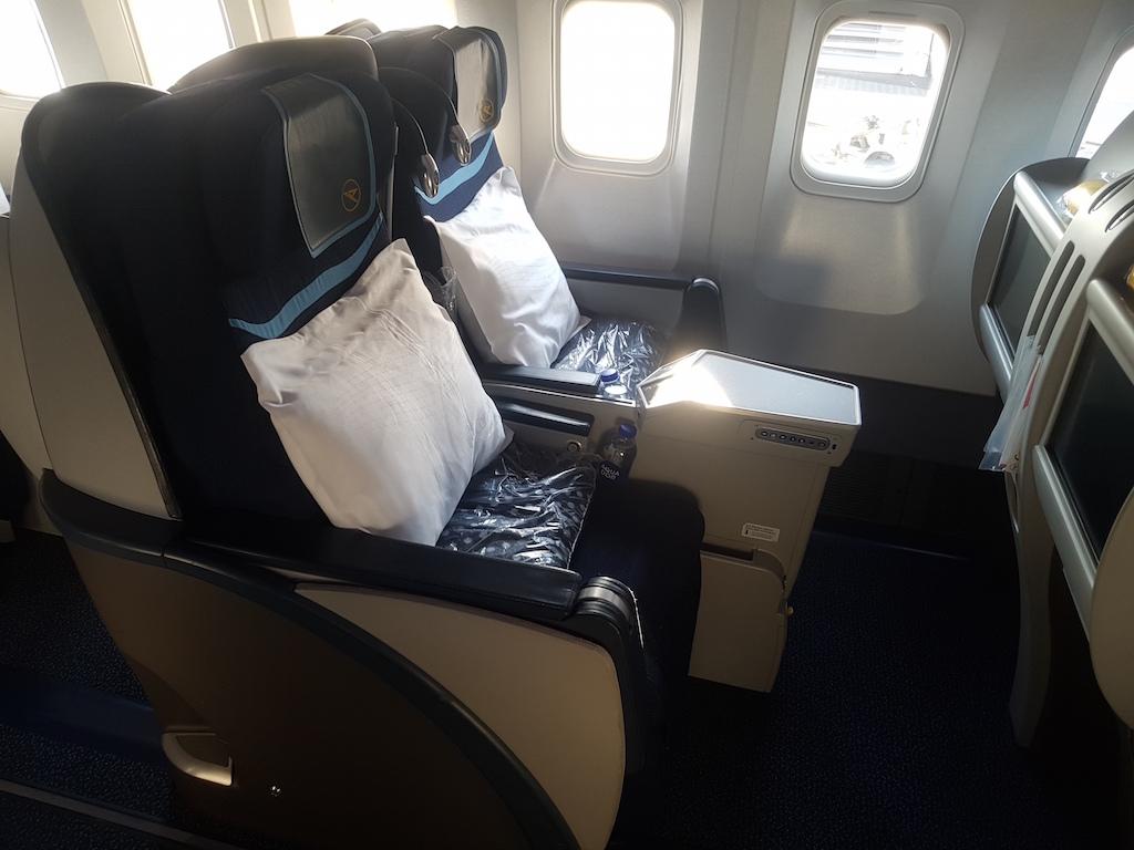 Condor Business Class In Der Boeing 767 15 Frankfurtflyer De