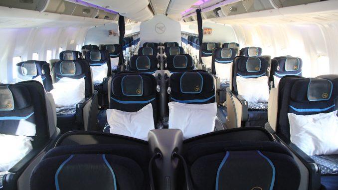 Sitze 767 xl condor Sitzplätze