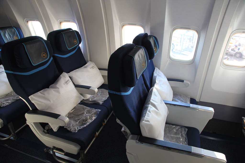 Review Condor Business Class In Der Boeing 767