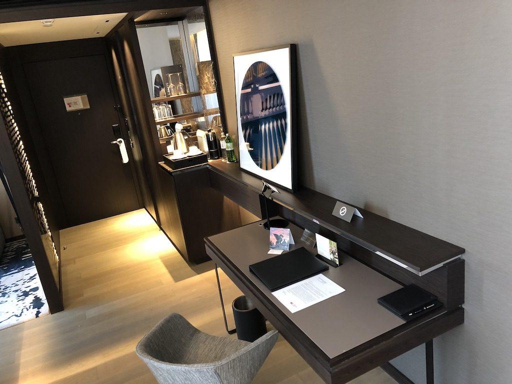 Review hotel intercontinental ljubljana slowenien for Design hotel slowenien