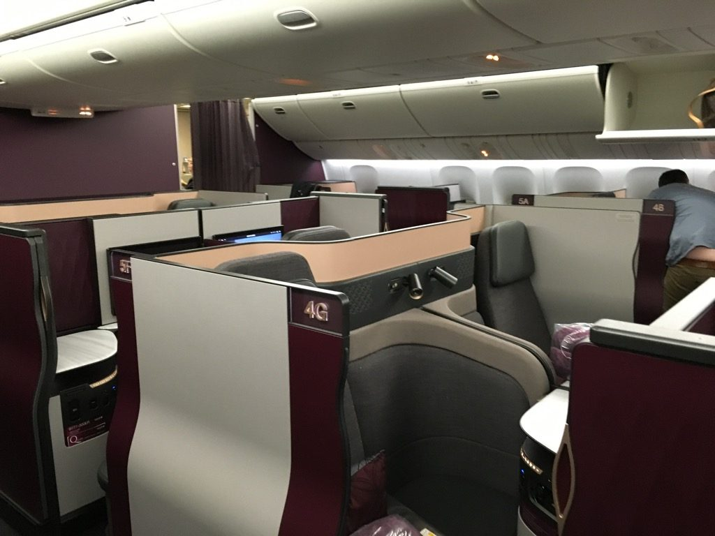 Qatar Airways QSuite vs. Business Class - Frankfurtflyer.de