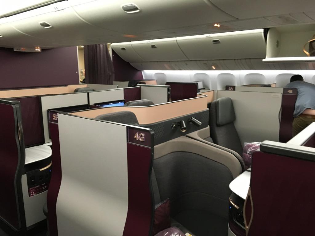 Delta one suites review 777