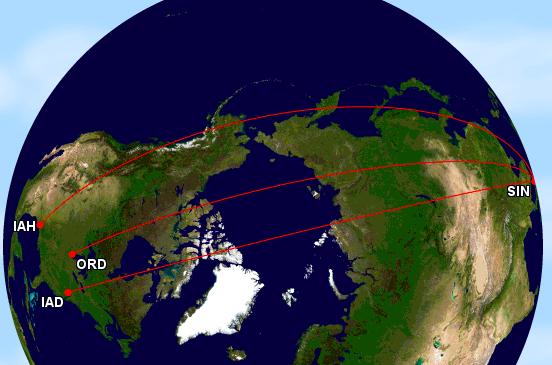 Singapore Airlines bereitet sich auf neue Ultra-Langstrecken vor ...