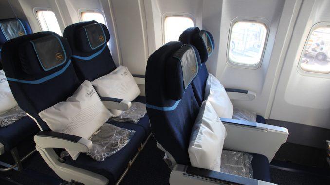 Review: Condor Premium Economy Class in der Boeing 767 ...