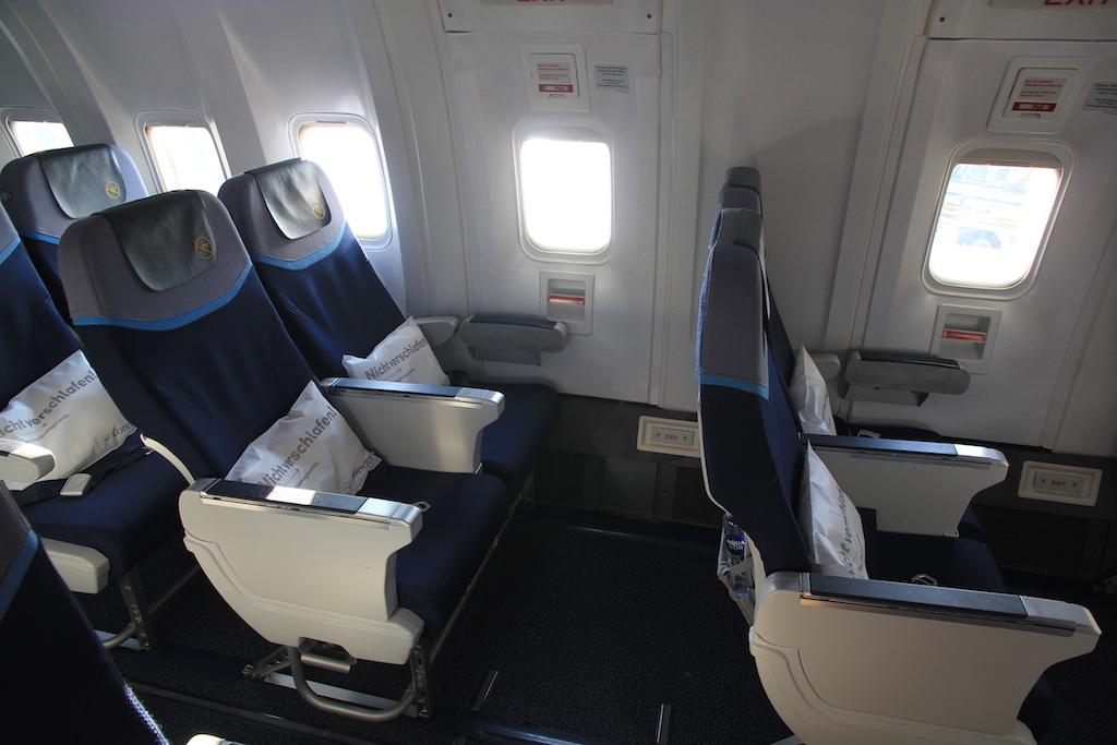 Das ist der beste Condor Sitzplatz in den verschiedenen