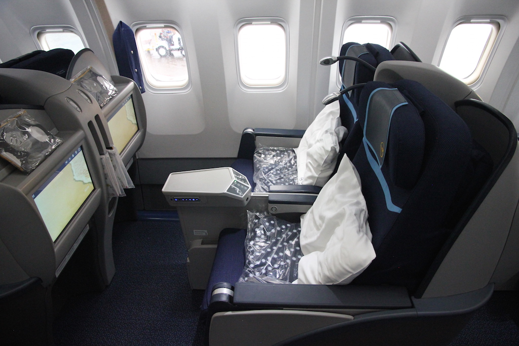 767 seats condor xl Condor Fleet