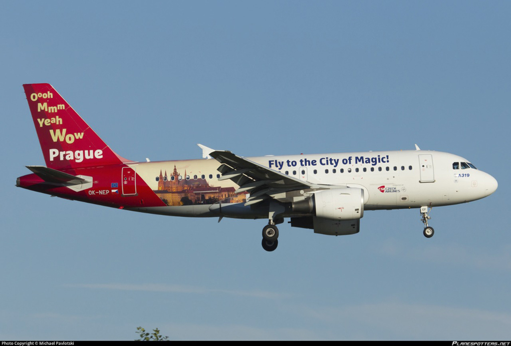 Czech Airlines Review