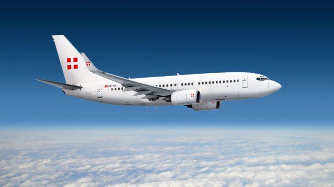 Lufthansa Fliegt Düsseldorf New York Newark Mit Boeing 737
