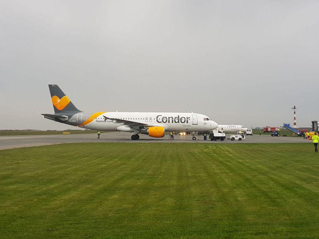 Flugplan Condor Düsseldorf