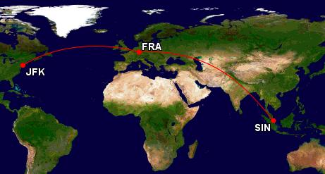 Singapore Airlines will ab nächstem Jahr mit der neuen First- und ...