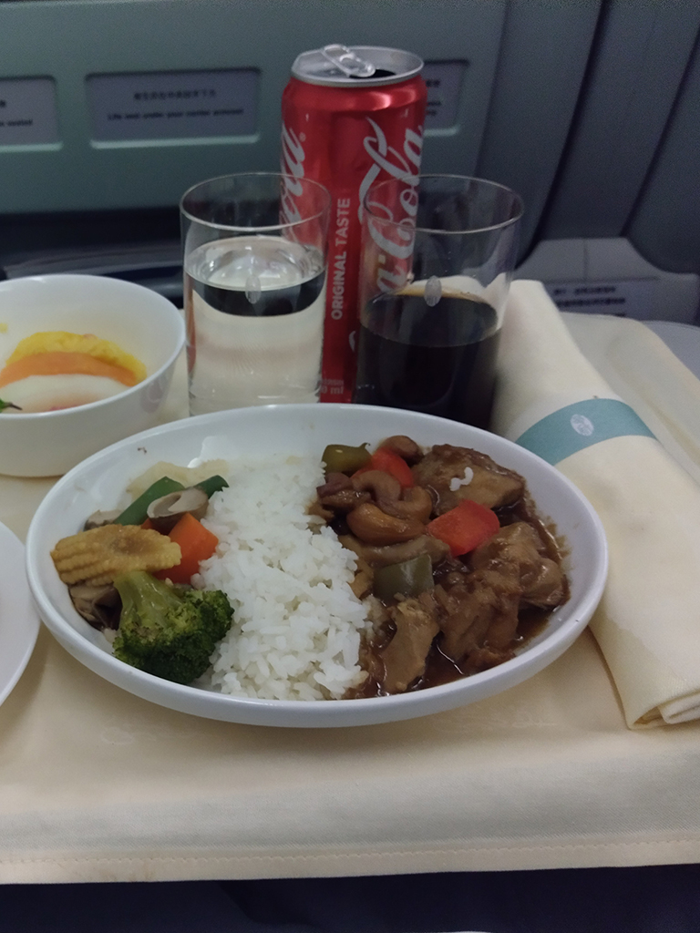 Essen | China Airlines Business Class Airbus A330