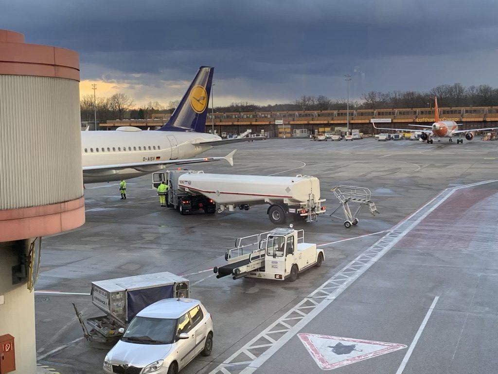 Flug Berlin Ffm
