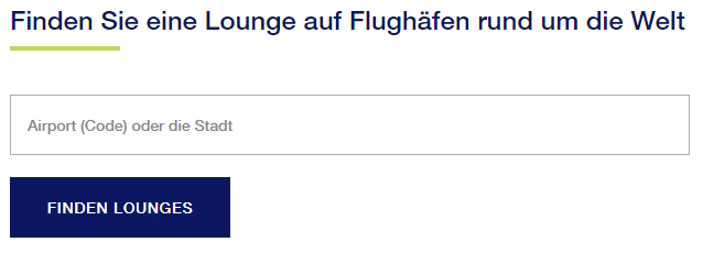 SkyTeam: Lounge Finder