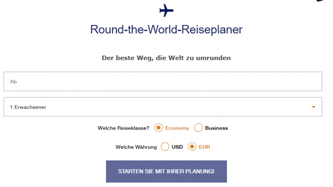 SkyTeam: Round the World