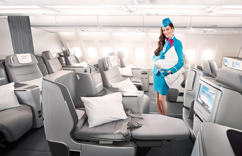 Lufthansa Stornierung Erfahrung