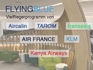 Flying Blue | Vielfliegerprogramm der Airlines