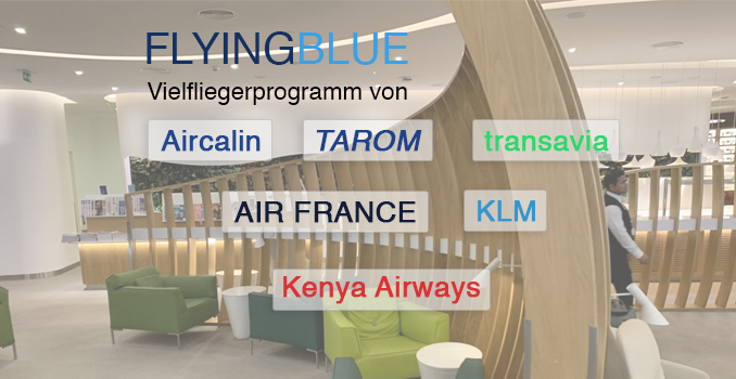Flying Blue | Vielfliegerprogramm der Airlines