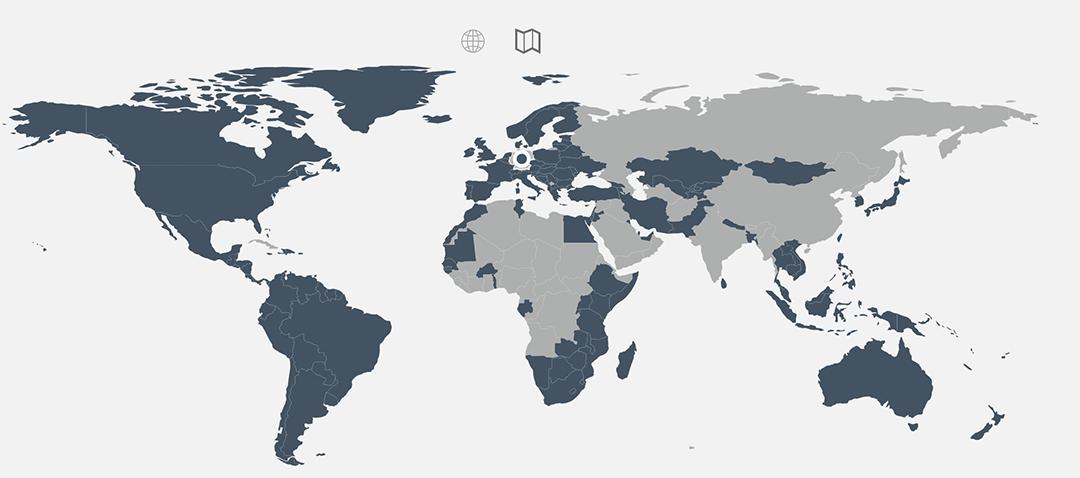Henley & Partners: Visafrei mit deutschem Reisepass 2019