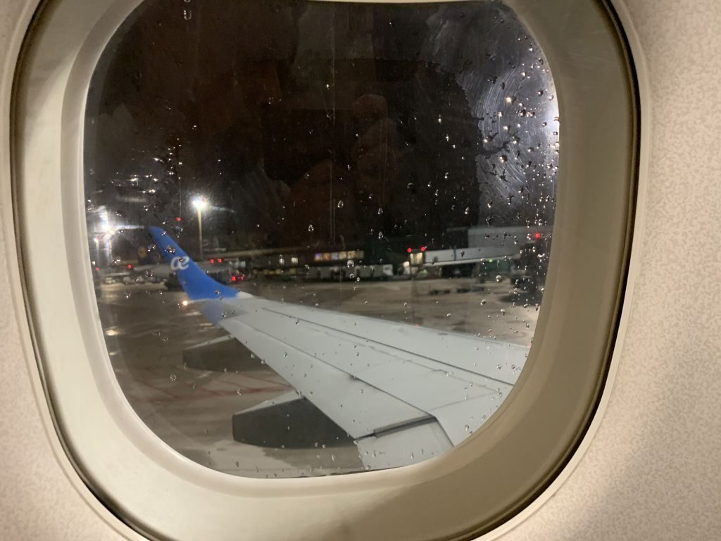 Air Europa Economy Class