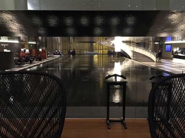 Al Mourjan Lounge Doha Hamad International Airport
