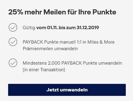 Payback Transfer Bonus