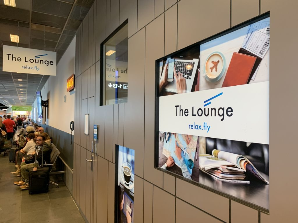 The Lounge Brussel Charleroi