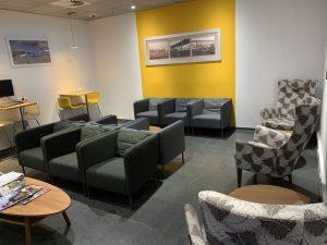 The Lounge Brüssel Charleroi Terminal 1